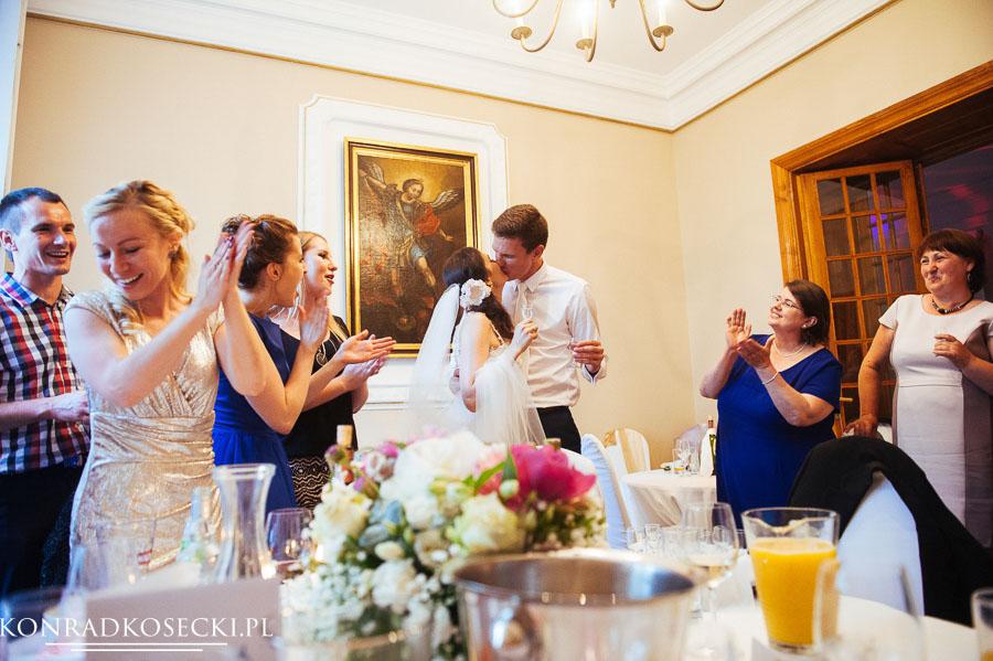 wesele w pałacu Radziwiłłów Balice